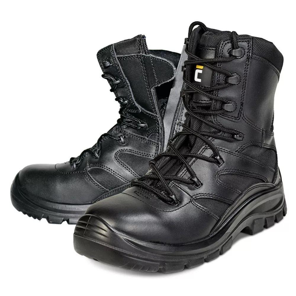 Cerva Black Knight Boot O2 SRA Munkabakancs