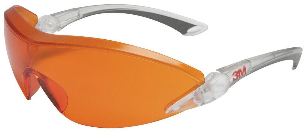 3M 2846 Narancs Védőszemüveg