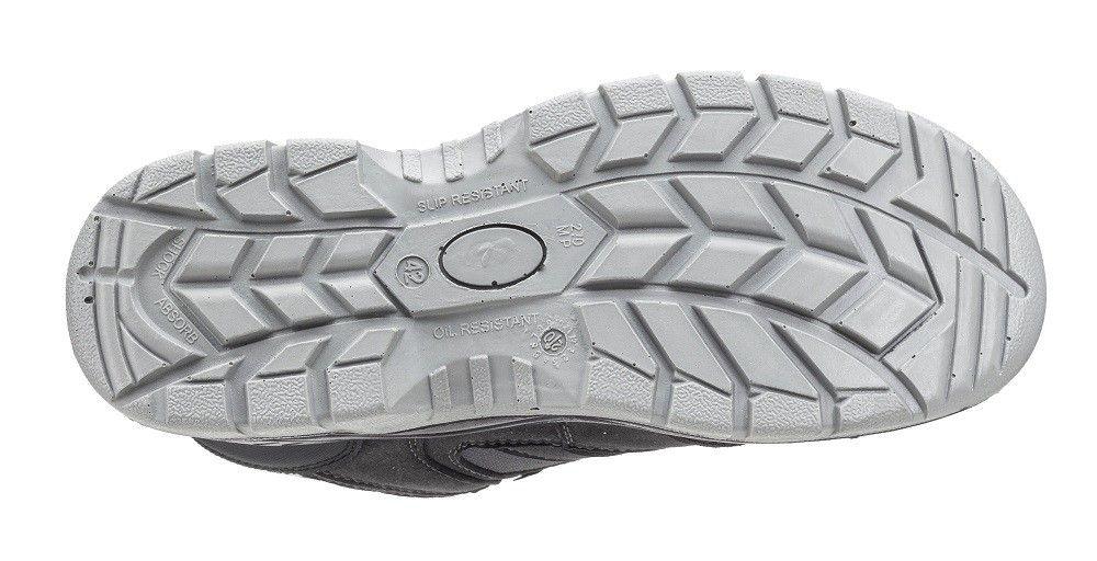 Coverguard Silver S3 SRC Antracit Hasíték + Hálós Védőfélcipő