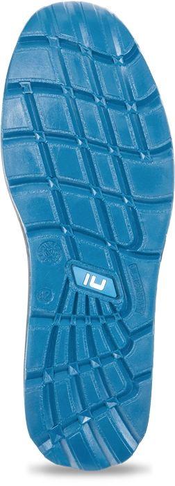 Cerva ZURRUM MF ESD S1P SRC Munkavédelmi cipő kék